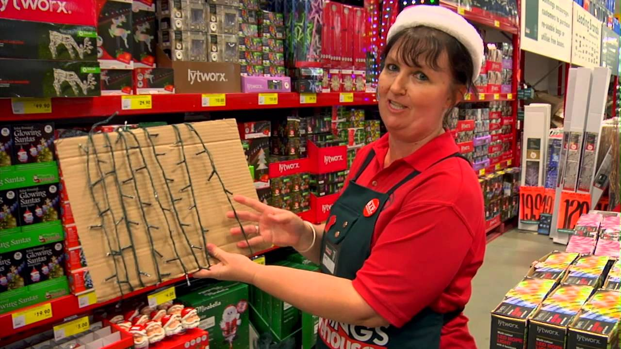 how to store christmas lights team member hints tips - Christmas Lights Store