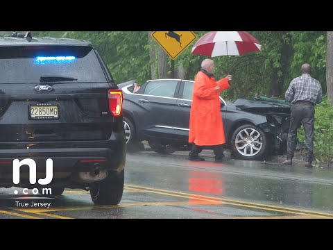 Fatal NJ Transit bus accident in Livingston, 1 killed, 4 injured