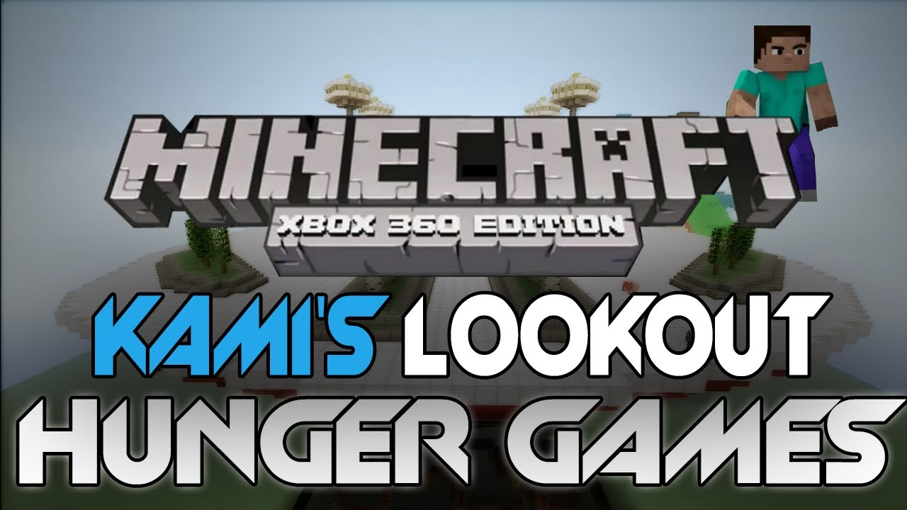 Xbox 360 Hunger Games : Minecraft xbox the hunger games quot kami s lookout