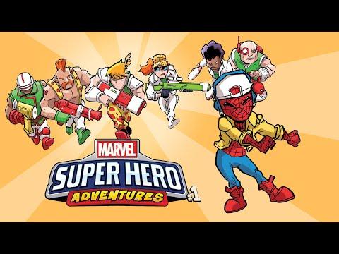 Marvel Super Hero Adventures: Panic Island | Marvel READ!