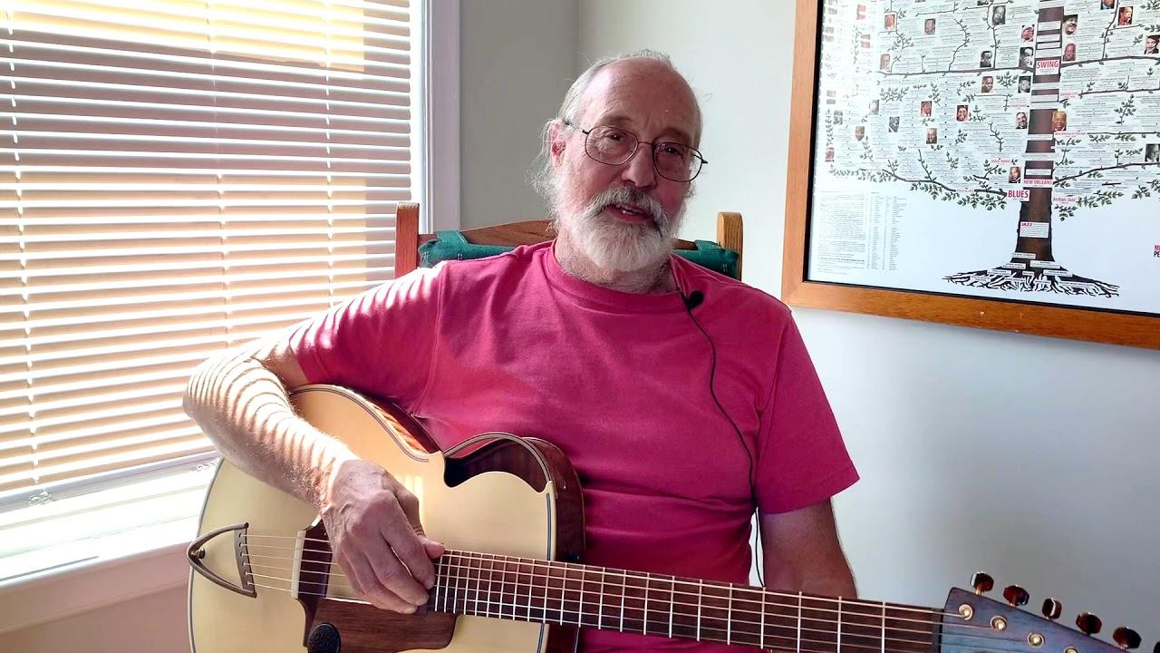 Ken Parker Archtops - Finest Archtop Guitars