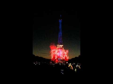 Paris Bastille Day 2014
