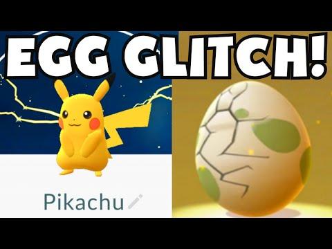 ] Pokemon Go EGG HATCHING GLITCH WE GOT PIKACHU CATCHING RARE POKEMON ...