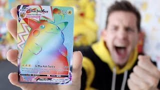 *AHHH* I PULLED THE $400 PIKACHU CARD!!!!