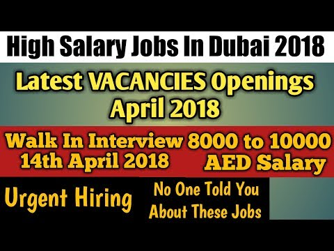 100% Free Visa Jobs In Dubai | Teaching Jobs in Dubai April 2018 | Walk in Interview