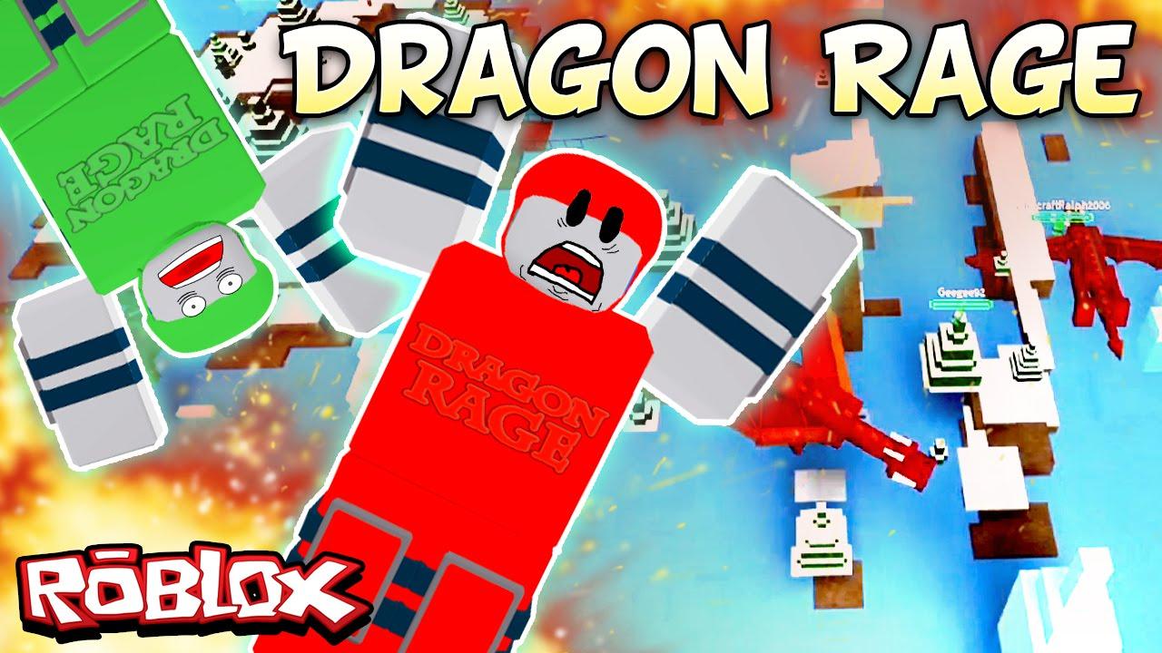 Roblox: Dragon rage gameplay - YouTube
