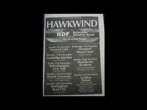 Hawkwind - Royal Court, Liverpool, 17th November, 1993