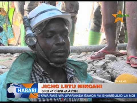 Small scale mining in Tanzania Episode 3