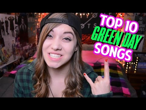 TOP 10 FAVORITE GREEN DAY SONGS