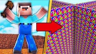 НУБ ПРОТИВ ЛАКИ БЛОКОВ В МАЙНКРАФТ 7 ! Мультик Майнкрафт Minecraft