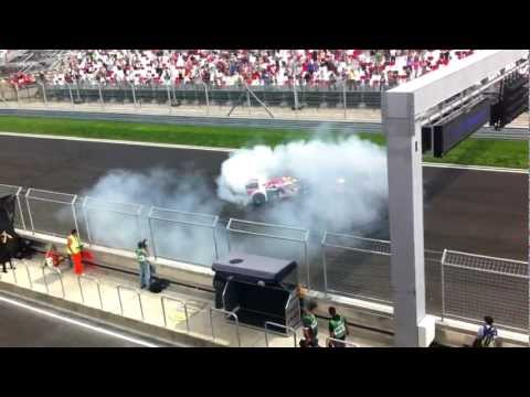 Moscow Raceway 2012 sunday F1 shows
