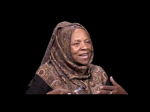 Scholar's Chair Interview with Dr. Fatimah Jackson
