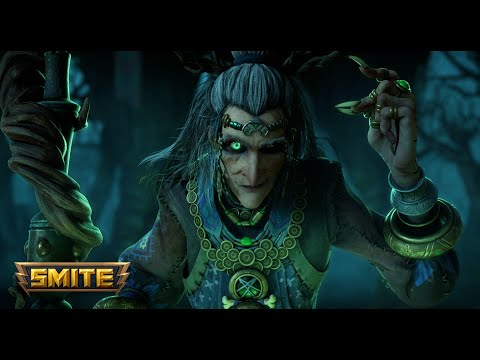 SMITE - The Witch Of The Woods   Baba Yaga Teaser