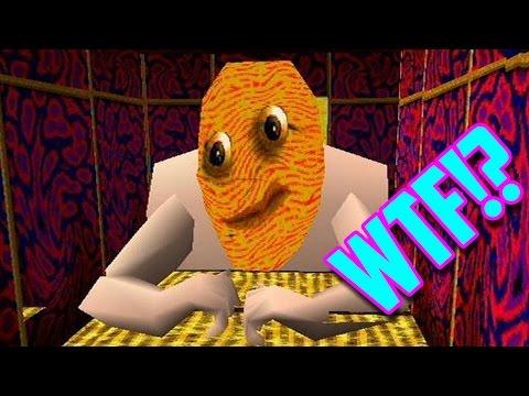 WTF!? - Revenge of the Sunfish