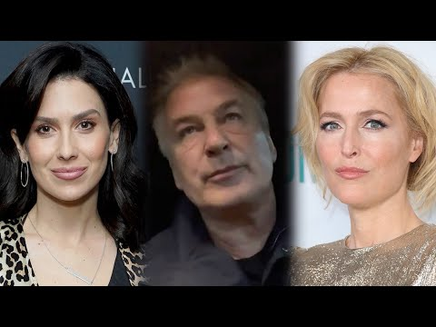 Alec Baldwin DEACTIVATES Twitter After Joking About Gillian Anderson 'Switching Accents'