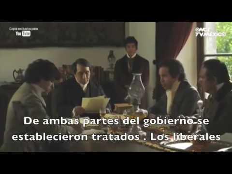 07 Historia de México Revolución de Ayutla y Guerra de Reforma