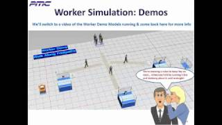 Maximize Worker Productivity on the Plant Floor Using Simulation