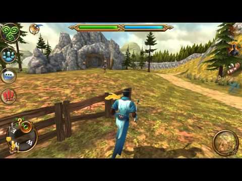 3D MMO Celtic Heroes Gameplay Pt1