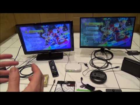 How to Setup LAN Play on the Nintendo Switch With & Without a TV