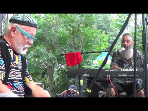 Okay Temiz & Harry Tavitian - live at Outernational Days 2016