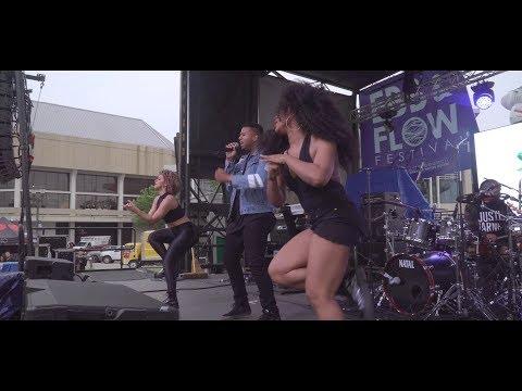 Justin Garner - Work for It (Live at Ebb & Flow Festival)