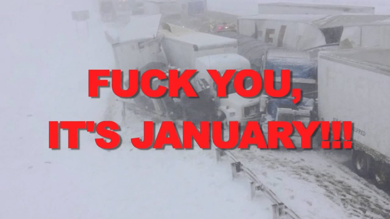 Image result for fuck you it's january