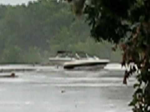 Markland Dam Flooding Flood Lake Dunlap Dam