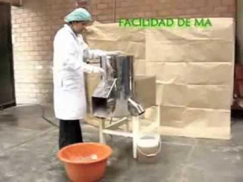 Lavadora peladora de tubérculos - Vulcano Tecnología Aplicada EIRL. - Tubers Peeler Machine