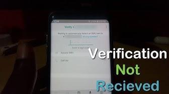 Whatsapp Verification Code Not Receive Problem Fix: 5 Solutions