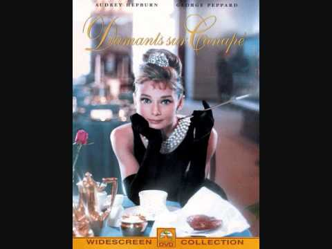 Henry mancini breakfast at tiffany 39 s diamants sur for Diamants sur canape