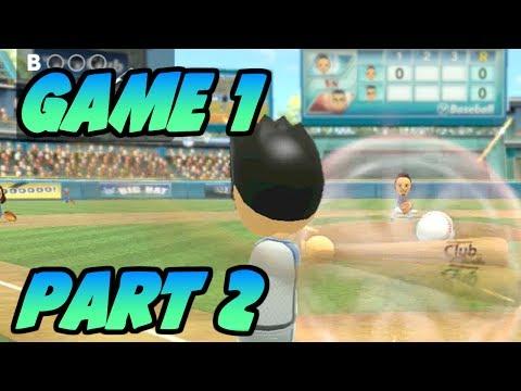 Wii Go Online #8: Wii Sports Club (Game #1 part 2)