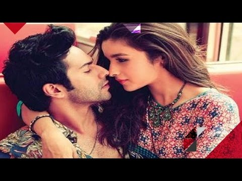 Varun Dhawan And Alia Bhatt Cozy Up In Singapore | #Bollywood News