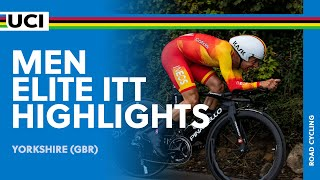 Men Elite ITT Highlights | 2019 UCI Road World Championships