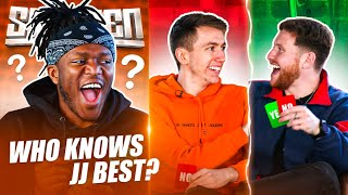 How well do the Sidemen know KSI?
