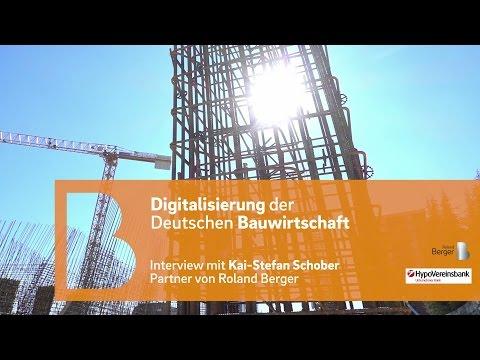 Wachstumsschub für deutsche Bauindustrie