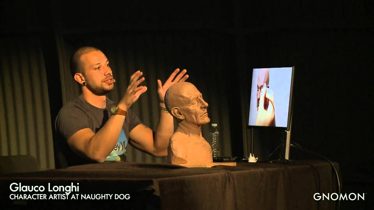 ZBrush Sculpting Human Anatomy – From Clay to Digital Models (Pt 1)