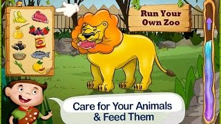 Zoo Keeper Care For Animals - Tabtale Pretend play - Videos games for Kids - Girls - Baby Android