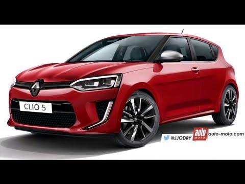 Futur Renault Clio 5 2018 Ou 2019 Youtube