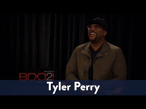 Big Al's Awkward Interview with Tyler Perry! | KiddNation