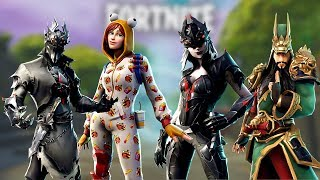 Fortnite Season 6 Week 4 Cosmetics Leaked! Spider Knight, Arachne, Onesie, Guan Yu! Legendary Skins!