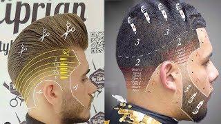 Baixar Amazing Barber Shop Compilation : HairStyle + Undercut + Man Bun + Hair Design + Curly Hair #6