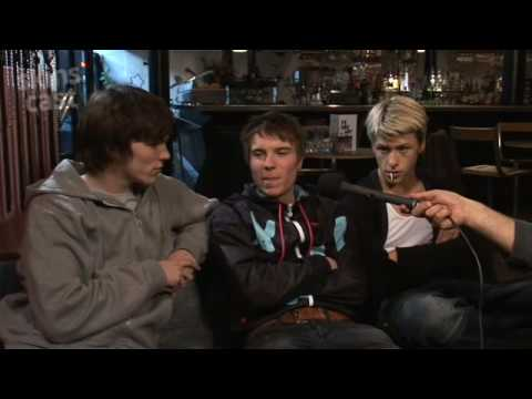 Skins  Nick, Joe & Mitch Chat