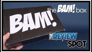 Subscription Spot   The Bam! Box Horror December 2017 UNBOXING!