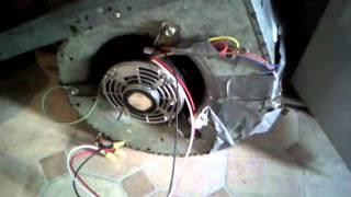 Forced-Air furnace blower motor repair (Incorrect) #1 NJ