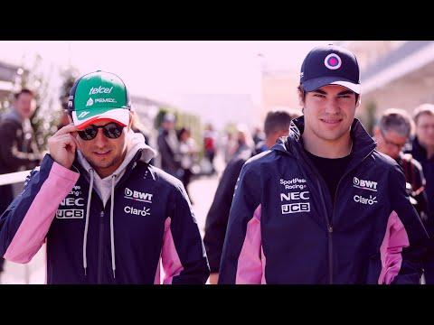 The Boys on the Brazil Grand Prix | Sergio Perez and Lance Stroll