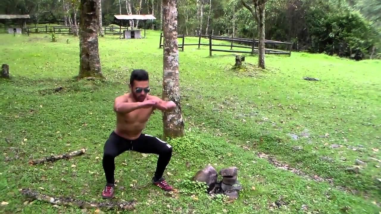 ejercicios al aire libre para adelgazar