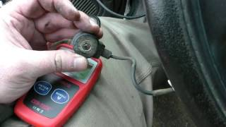 1999 Subaru Knock Sensor Replacement
