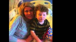 "One Mother's Story  ""Your Son has Cancer"""