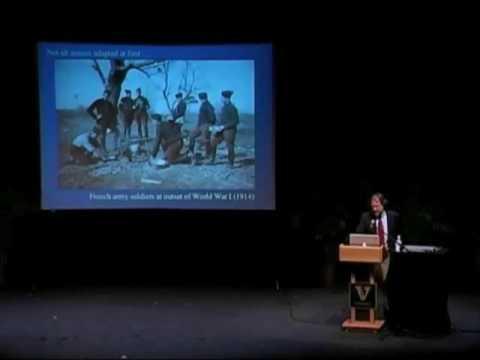"""DNA expert Sean Carroll: """"Evolutionary Developmental Biology"""""""