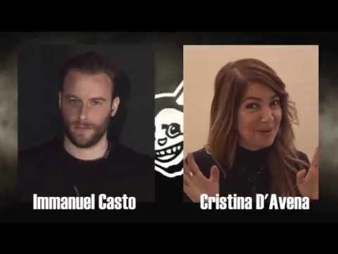 Cristina D'Avena e Immanuel Casto : INTERVISTA DOPPIA!